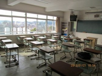 「ヤマノススメ」舞台探訪(聖地巡礼)学校/高校のモデル 聖望学園