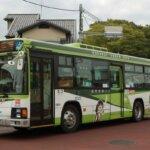 国際興業バス 6025号車 「ヤマノススメ」ラッピングバス 撮影記録 (第1回)