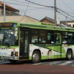 国際興業バス 「ヤマノススメ」ラッピングバス 撮影地紹介