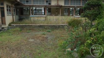 「のんのんびより」舞台探訪(聖地巡礼)小川町立小川小学校下里分校12
