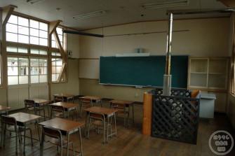 「のんのんびより」舞台探訪(聖地巡礼)小川町立小川小学校下里分校27