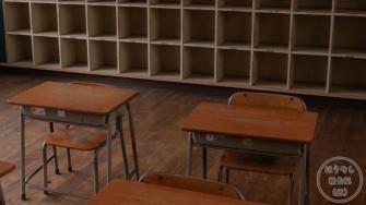 「のんのんびより」舞台探訪(聖地巡礼)小川町立小川小学校下里分校34