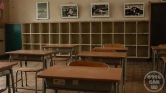 「のんのんびより」舞台探訪(聖地巡礼)小川町立小川小学校下里分校35