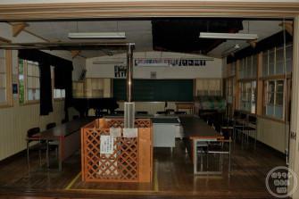 「のんのんびより」舞台探訪(聖地巡礼)小川町立小川小学校下里分校49