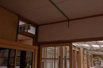「のんのんびより」舞台探訪(聖地巡礼)小川町立小川小学校下里分校53