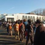 「ヤマノススメ」BD発売記念イベント、天覧山麓で開催「植樹祭」レポート