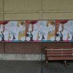 「一週間フレンズ。」舞台探訪(聖地巡礼) 第2話 聖蹟桜ヶ丘、南平高校、府中