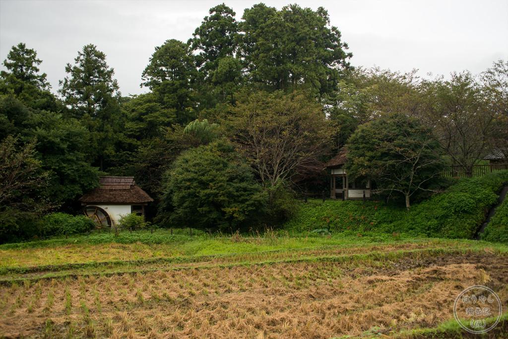 吉井大井戸・水車小屋02