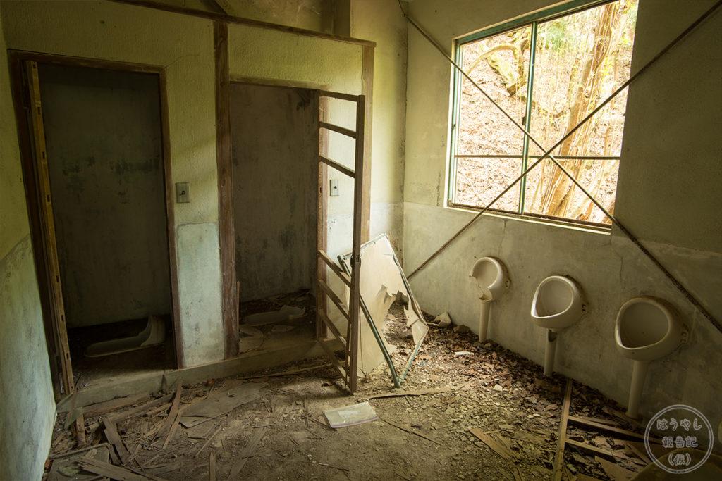 みとうさんぐち駅のトイレ