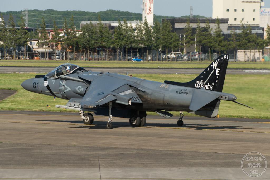 2016年5月4日-横田基地-AV-8B-ハリアー-5