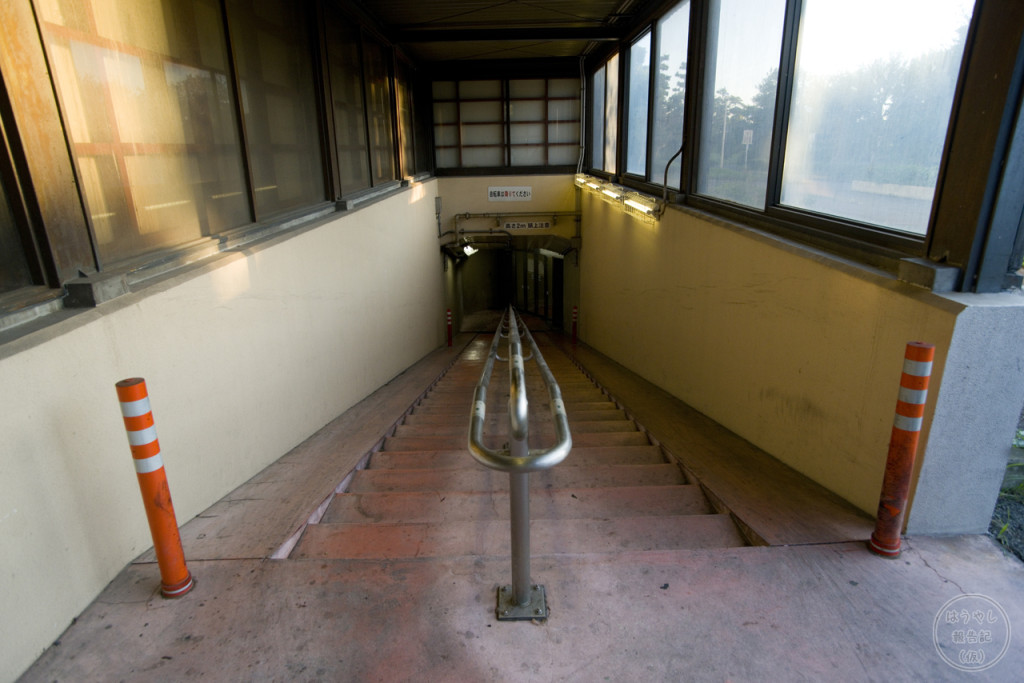 川崎港海底トンネル(人道トンネル)06