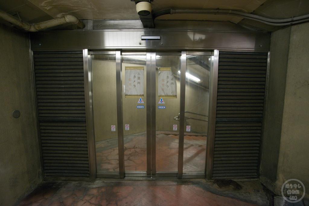 川崎港海底トンネル(人道トンネル)07
