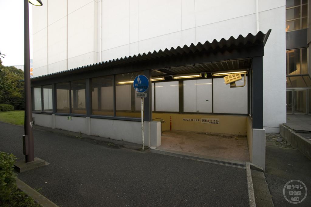 川崎港海底トンネル(人道トンネル)10