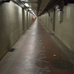 歩いて渡れる海底トンネル、神奈川県川崎市「川崎港海底トンネル(人道トンネル)」
