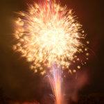 飯能納涼花火大会2017にて「ヤマノススメ三期ありがとう花火」が打ち上がりました!