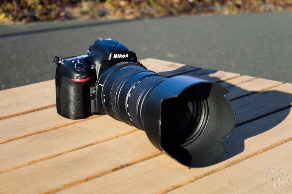 デジタル一眼レフカメラ「Nikon D800」