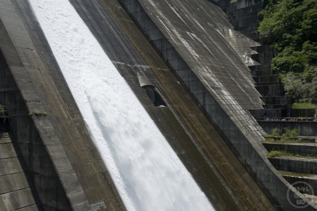 下久保ダムの利水放流バブル
