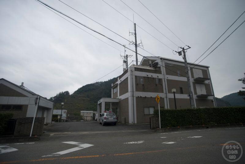 合角ダム管理所