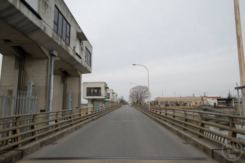 行幸水門橋
