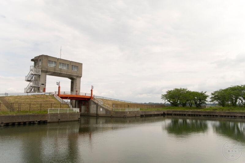 霞ポート水門