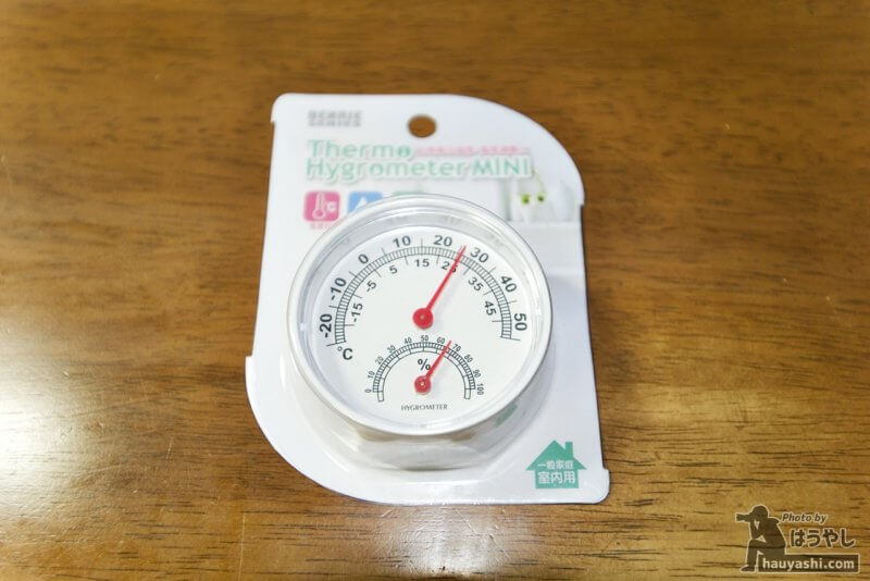 温度計・湿度計 BENRIE SERIES「Thermo Hygrometer MINI」