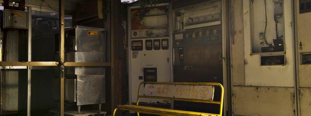 廃レトロ自販機が並ぶ「自動販売機コーナー 桃山小林」世紀末感漂う写真映えスポット(群馬県安中市)