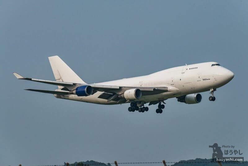 アトラス航空(GTI) B747-400 N473MC