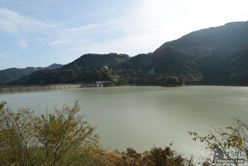 下久保ダム ダム湖