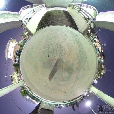 (360度カメラ「RICOH THETA SC2」)