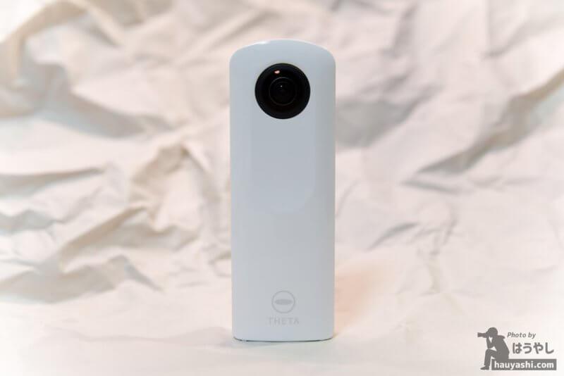 360度カメラ「RICOH THETA SC2」本体